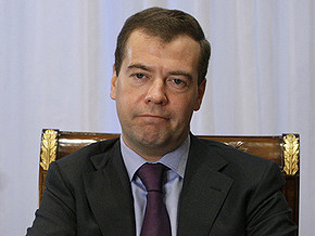 Медведев назвал Украину отрицательным примером