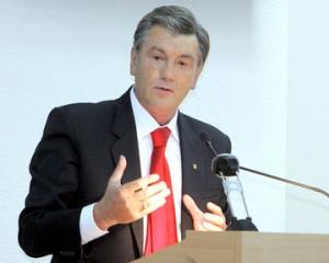 Ющенко: Выборы в Раду нужно провести как можно скорее