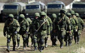 Спецназ РФ проводит учения в оккупированном Крыму