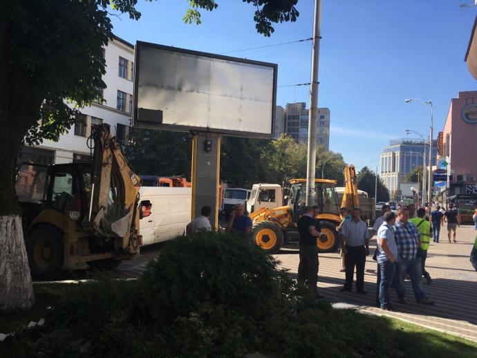 Чергове побоїще в Києві: з'явилися дані про постраждалих і нове відео (1)