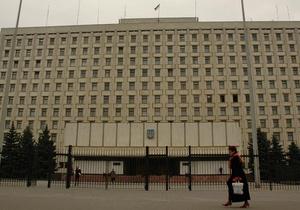 Выборы в Раду: на Центризбирком подали в суд