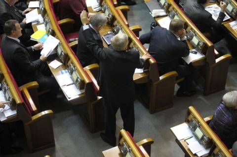 Из проекта закона о выборах исключили первую одиозную норму