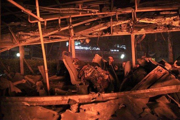 В столице Турции прогремел взрыв, десятки погибших: фото и видео с места теракта (1)