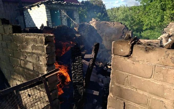 Аброськин: Боевики обстреляли часть Авдеевки из«Градов»
