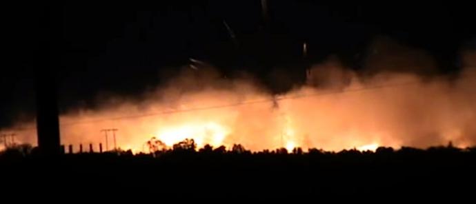 Союзник Путіна продовжує бомбардування Сирії: з'явилися моторошні фото і відео (1)