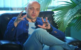 Письменник-бойовик ДНР Прилепін пояснив, навіщо везе сім'ю в Донецьк