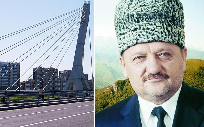 Соцмережі киплять через появу в Петербурзі моста Кадирова