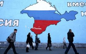 Бога там більше немає: в Росії написали пронизливі вірші до річниці окупації Криму