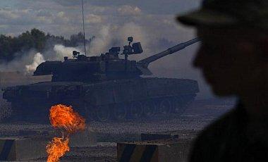 Десятки машин сгорели после взрыва на ростовском полигоне