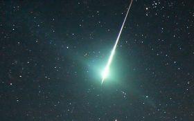 Над російським Сочі вибухнув яскравий метеорит: з'явилося відео