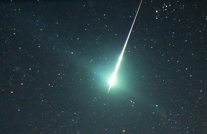 Над российским Сочи взорвался яркий метеорит: появилось видео