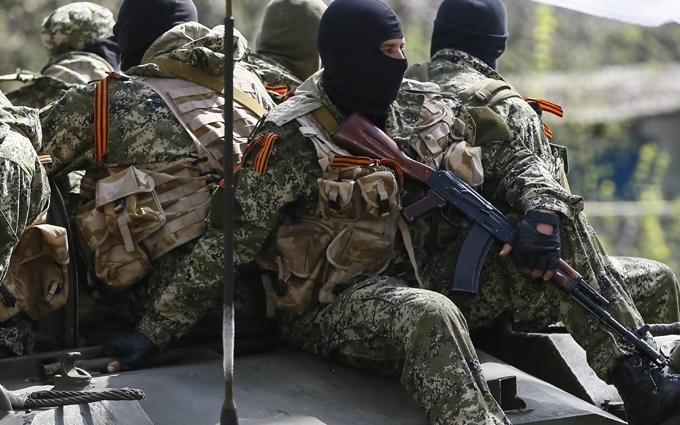 Бійці АТО взяли в полон російських військових: опубліковані фото