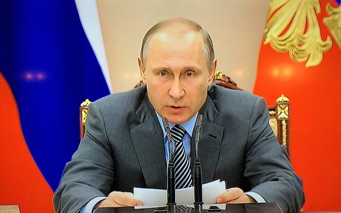 Путін дав вказівки по боротьбі з допінгом: соцмережі сміються