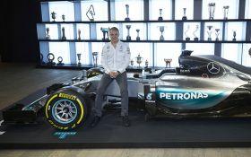 Mercedes представил гонщика, который сменил чемпиона мира