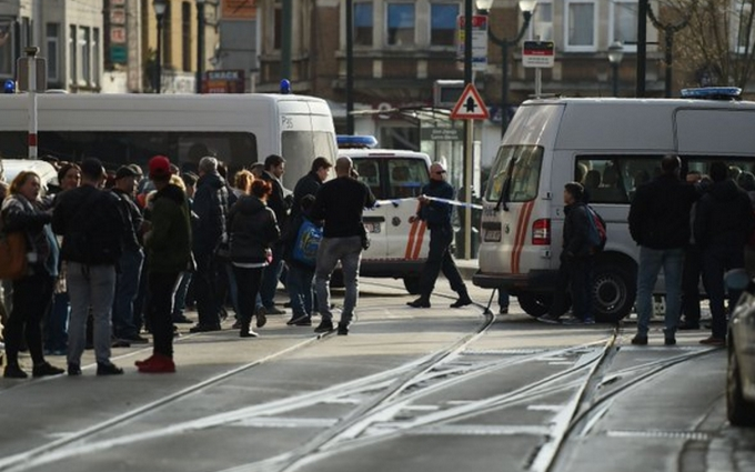 Серия терактов в Брюсселе: появились новые фото и видео