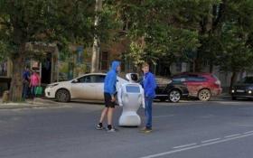 Соцсети взорвал робот, сбежавший с полигона в России: появилось видео