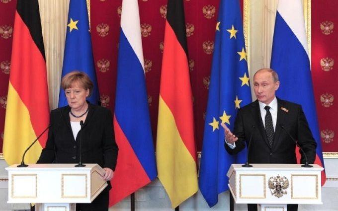 У Меркель розповіли, як вона поговорила з Путіним про Україну