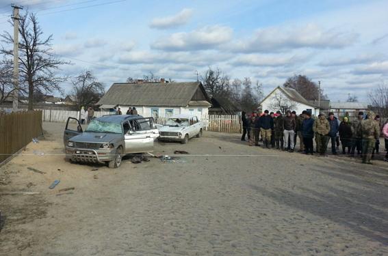 Янтарные войны: стали известны подробности и фото с места перестрелки на Ровенщине (1)