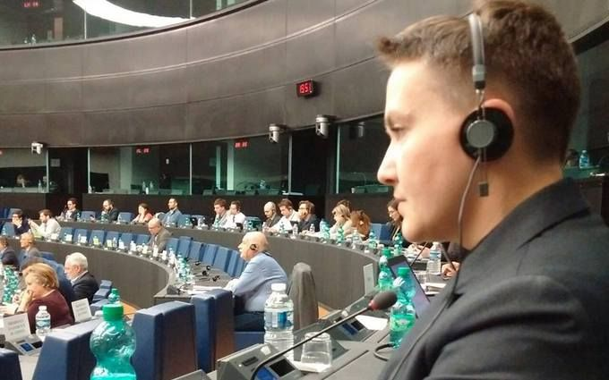 У Раді пред'явили гучні звинувачення Савченко