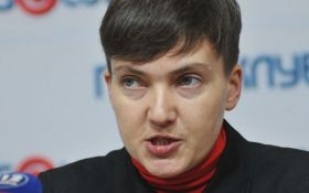 Савченко нарвалась на шквал критики из-за новых слов о евреях