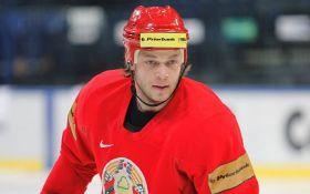Ні х.. не виходить: білоруський хокеїст відверто розповів про ганьбу на Чемпіонаті світу