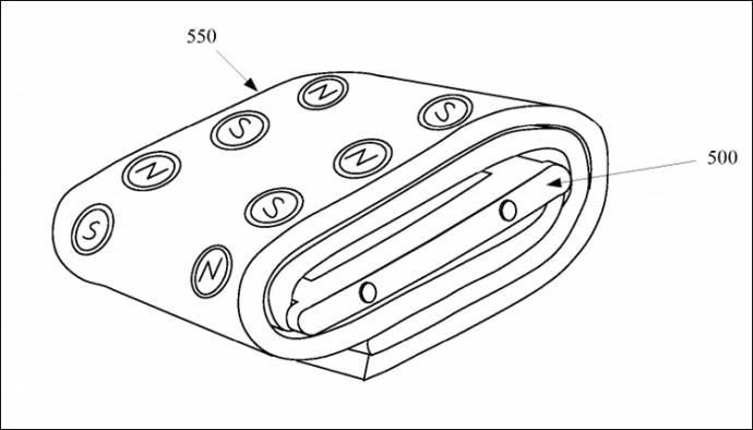 Apple запатентувала незвичайний браслет-чохол для Watch (2)