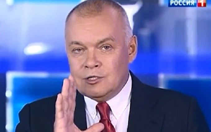Головний пропагандист Путіна відповів на звинувачення у брехні