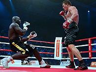 Поветкина вернули в рейтинг WBA сразу на третье место