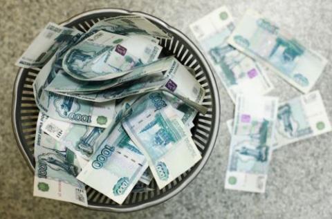 Курс рубля обвалився після повідомлення про збитий безпілотник в Туреччині