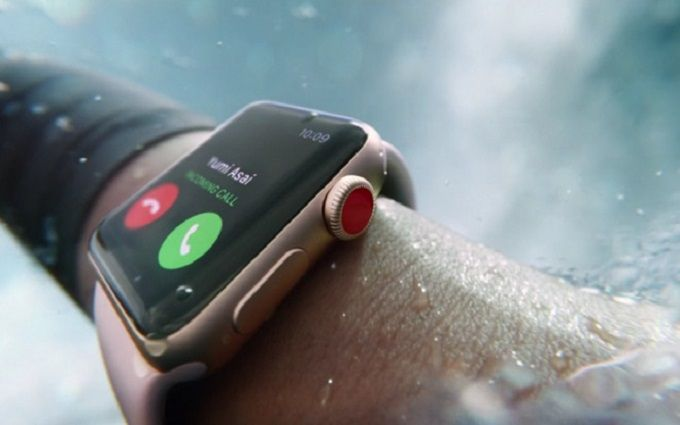 Стало відомо, яка українська компанія брала участь у створенні реклами Apple Watch