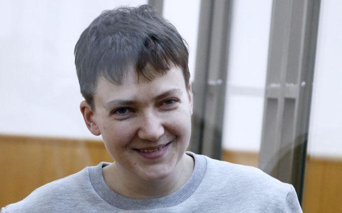 Последнее слово Савченко: пока за меня будут торговаться, жизнь будет покидать меня