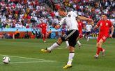 Германия - Англия - 1-0: онлайн матча и видео гола