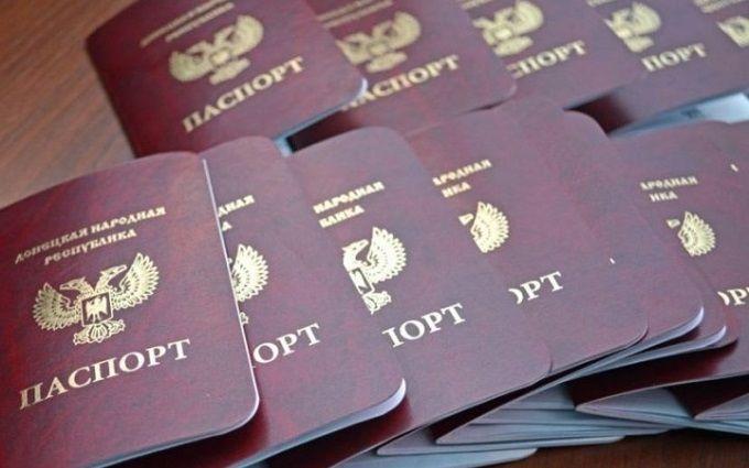 """В России сделали новое заявление по """"паспортам ДНР-ЛНР"""""""