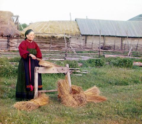 Сьогодні - Міжнародний день сільських жінок