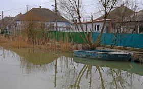 Наводнения в Украине: названы самые проблемные районы
