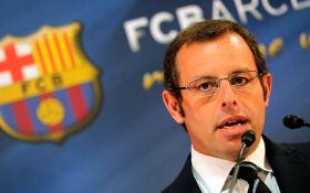 """Екс-президент """"Барселони"""" заарештований за відмивання грошей"""