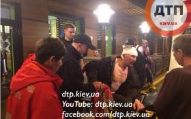 В Киеве разыгралась драматическая история с похищением и стрельбой: появились фото