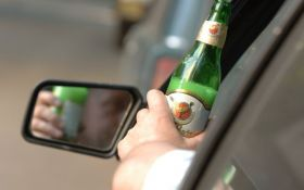 У Нацполіціі назвали шокуючу цифру п'яних ДТП в Україні