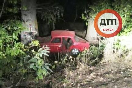 У п'яній ДТП під Києвом загинула дитина: опубліковані фото (1)