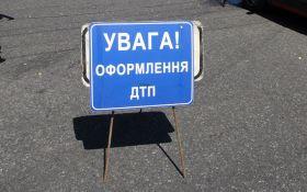 На Донбассе машина с морпехами попала в смертельное ДТП