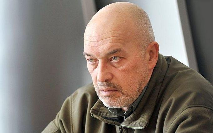 Тука виступив із заявою про відвід військ в Станиці Луганській
