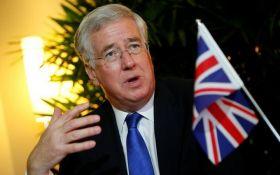 У Британії зробили різку заяву щодо дій Росії в Сирії