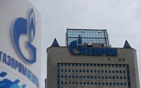 Газпром пытается обжаловать решение Стокгольмского суда по договору с Нафтогазом