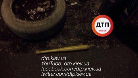 У Києві знову влаштували стрілянину: з'явилися фото (1)
