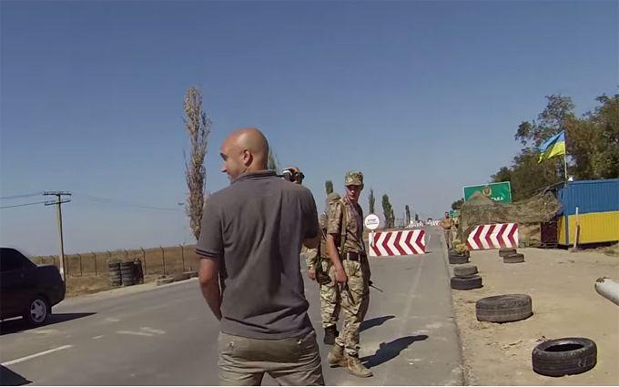 Скандальний пропагандист ДНР влаштував провокацію в Криму: з'явилося відео