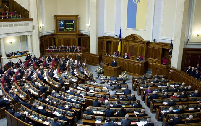 Рада збирає позачергове засідання після заклику Порошенка