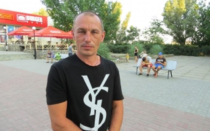 У Мелітополі маршрутник влаштував скандал бійцю АТО