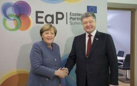 Зустріч Порошенко і Меркель: підсумки переговорів