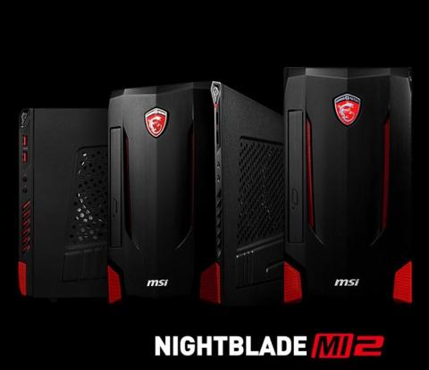 MSI анонсувала ігрові десктопи Nightblade X2 і MI2 (2)