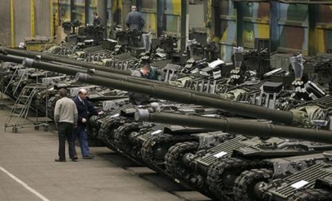 Харківські чиновники привласнили 10 мільйонів гривень, виділених на ремонт бронетехніки (1)